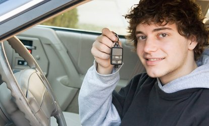$14 for Online Driver's Ed with DMV Completion Certificate from MyCaliforniaPermit.com  ($65 Value)
