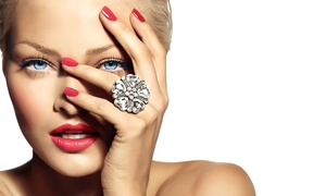 2 Be Beautiful: Manicure or Pedicure (£14) or Both (£21) at 2 B Beautiful