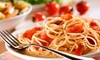 Up to 49% Off at Gumba's Italian Restaurant & Pizzeria