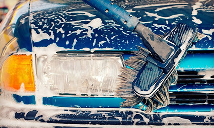 Turning Point Details - Jackson: Mobile Express Wash for a Sedan or SUV, or The Works Detailing Package from Turning Point Details (Up to 53% Off)
