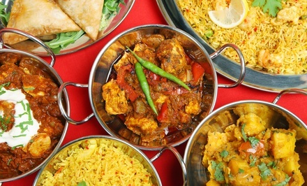 $22 for Two Groupons, Each Good for $20 Worth of Indian Cuisine at The India's Tandoori ($40 Value)