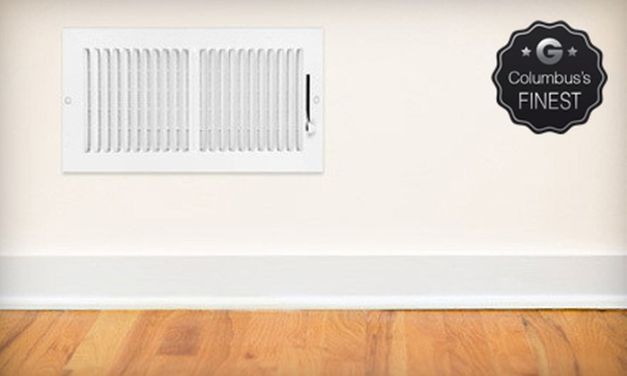Air Duct Busters - Kendale: $39 for Vent Cleaning and Dryer-Vent Cleaning and System Inspection from Air Duct Busters ($189.99 Value)