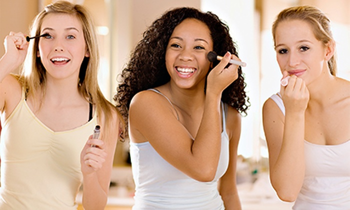 Art by Betty Lynn - Long Island: On-Location Makeup Party for Up to 5 from Art by Betty Lynn (82% Off)