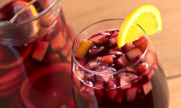 Vintner's Circle - Dickson City: Sangria Making Challenge for Two or Four at Vintner's Circle (Up to 50% Off)