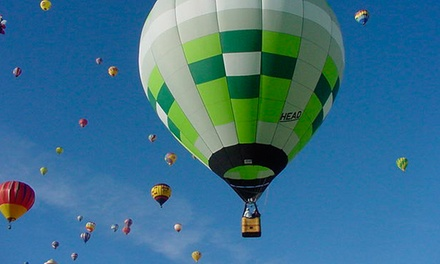 One or Two Groupons, Each Good for One Sunrise Hot Air Balloon Ride from Hot Air Balloons Philadelphia (47% Off)