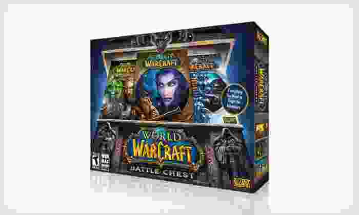 """""""World of Warcraft"""" Battle Chest Game or Bundle Digital Download: """"World of Warcraft"""" Battle Chest Game or Bundle with 30 Additional Days of Game Time (Up to 75% Off)"""