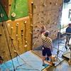 Up to 55% Off Indoor Rock Climbing