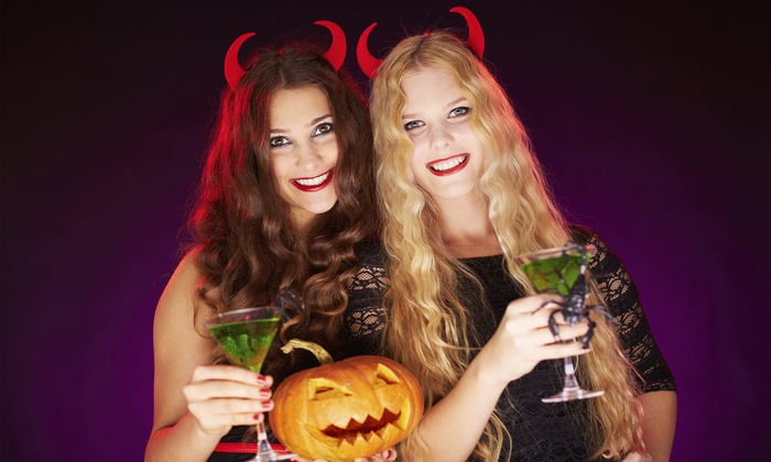 Halloween Creepy Crawl - Sensu Nightclub: Halloween Creepy Crawl for Two at 317 Events (47% Off)