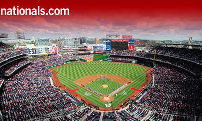 "Groupon Presents Movie Night - Navy Yard: Groupon Presents Movie Night at Nationals Park: ""St. Elmo's Fire"" on November 8 at 7:30 p.m. Four Options Available."