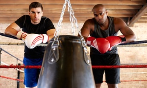 Rampage Gym - Robert Silos: One Month or Two Weeks of Personal Boxing Classes from Robert Silos at Rampage Gym (Up to 62% Off)