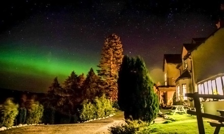 Loch Ness: 1, 2 or 3 Nights for Two with Breakfast, Dinner and Wine at the 4* Craigdarroch Inn
