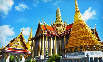 Groupon Deal: 11-Day Thailand Tour with Airfare from Affordable Asia Tours