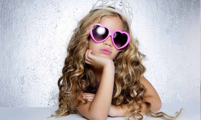 Sweet and Sassy - Pittsford: Party Princess Makeover Package, or Ultimate Makeover Mini Party for Up to Four Kids at Sweet and Sassy (Up to 51% Off)
