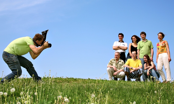 JJ Cross Photography - Otay Town: $100 for $199 Worth of Services at JJ Cross Photography
