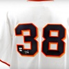 61% Off Autographed Brian Wilson Baseball Jersey