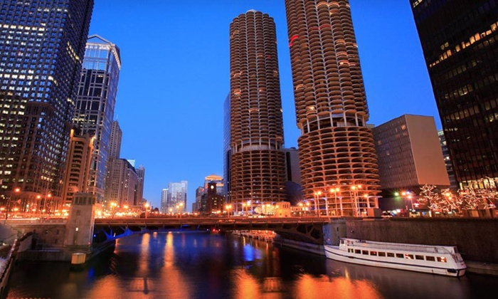 null - Chicago: Stay for Two at Hotel Sax in Chicago