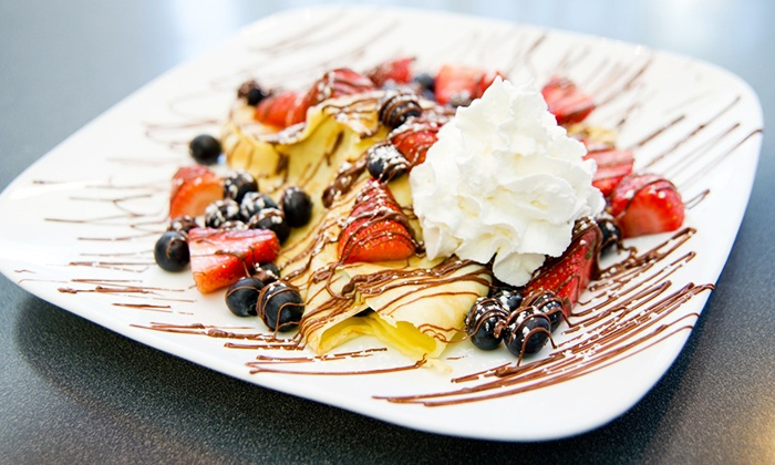 Square Cafe - Regent Square: Fresh Innovative Breakfast and Lunch for Two or Four at Square Café (Up to 50% Off)