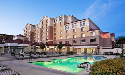 Groupon Deal: Stay with Dining Credit at Hilton Garden Inn Scottsdale Old Town in Scottsdale, AZ. Dates into September Available.