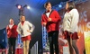 """Holly Jolly Christmas"" - Downtown Grand Prairie: Texas Family Musicals' ""Holly Jolly Christmas"" for Two at Uptown Theater on December 22 at 2 p.m. (Up to 45% Off)"