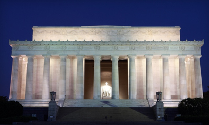Go-DC Tours - Alexandria West: $79 for a Valentine's Day Bus Tour for Two from Go-DC Tours ($160 Value)