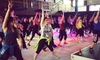 Bounce Aerobics - Highland: Five or Ten 45-Minute or One-Hour Fitness Classes at Bounce Aerobics (Up to 50% Off)