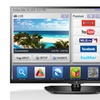 "LG 39"" 1080p Smart LED TV (39LN5700)"