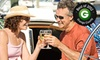 DeoJuvante - Newport Beach: $49 for a Valentine's Harbor Cruise for Two on the DeoJuvante ($125 Value). Eight Cruises Available.