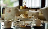 Traditional or Sparkling Afternoon Tea for Two at Prince of Wales Hotel, Southport