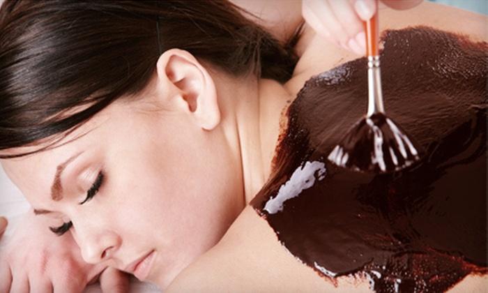 Avalon Massage & Health Spa - Florida Center: Organic-Chocolate Body Wrap, Detoxifying Seaweed Body Wrap, or Both–Avalon Massage & Health Spa (Up to 66% Off)