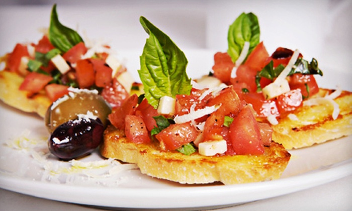 Amici Ristorante - Kenmore: $20 for $40 Worth of Italian Food at Amici Ristorante