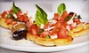 Amici Ristorante & Cafe - Kenmore: $20 for $40 Worth of Italian Food at Amici Ristorante