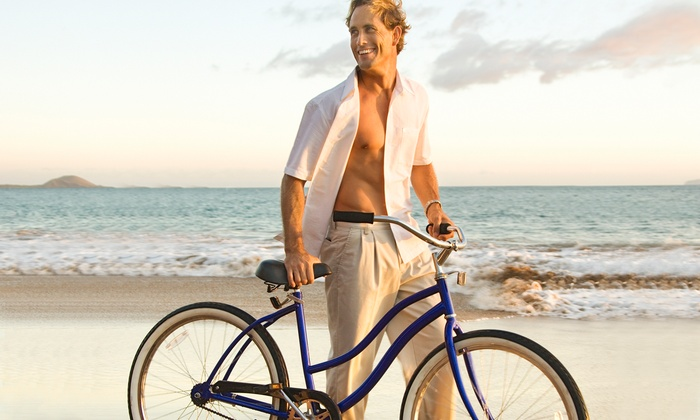Beachbikes - Hermosa Beach: $28 for $50 Worth of Bicycle Rental — Beachbikes