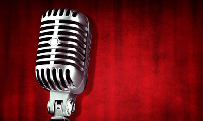 Bonkerz Comedy Club - Roswell: Comedy Show for One, Two, or Four at Bonkerz Comedy Club in Roswell (Up to 69% Off)
