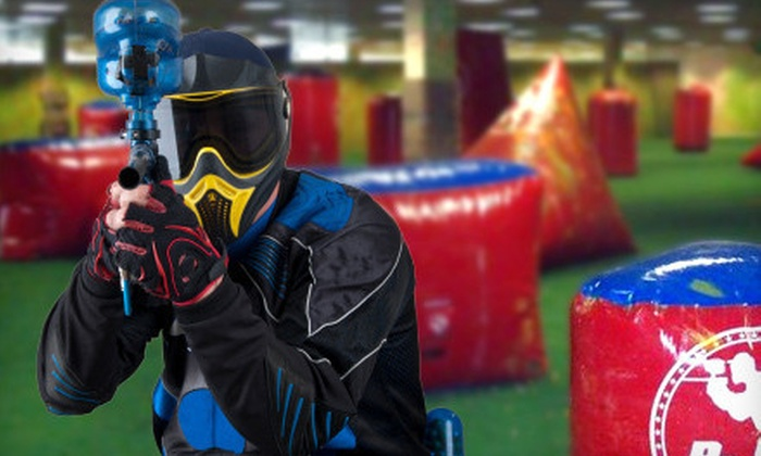 Escape - Rohnert Park: Paintball Outing with Equipment Rental and Paintballs for One, Two, or Four at Escape in Rohnert Park (Up to 56% Off)