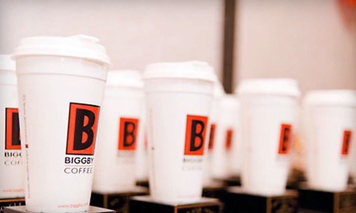 Biggby Coffee - Maumee: $15 for $30 Worth of Coffee, Tea, and Sandwiches at Biggby Coffee