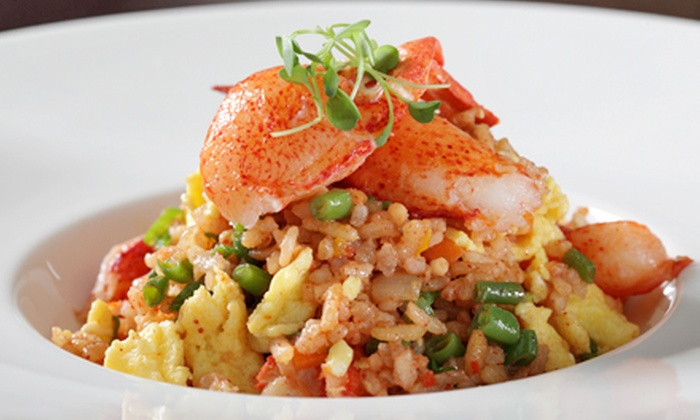 Just Restaurant - Old Bridge: $30 for $60 Off Your Bill—Modern American Food at Just Restaurant
