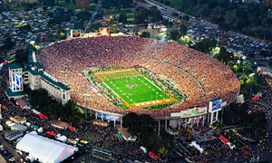 Rose Bowl Stadium: Guided Tour for Two, Three, or Four at Rose Bowl Stadium (43% Off)