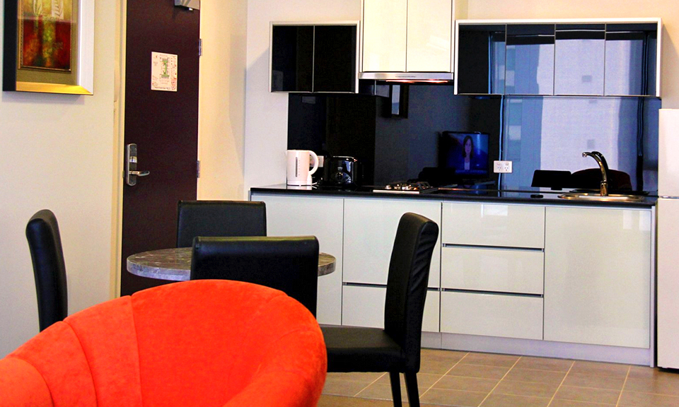 Melbourne: Apartment for 2 or 4 2