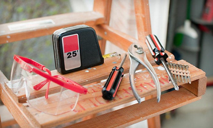 S.A. Roofing - Lincoln: 2, 4, or 10 Hours of Handyman Services from S.A. Roofing (Up to 60% Off)