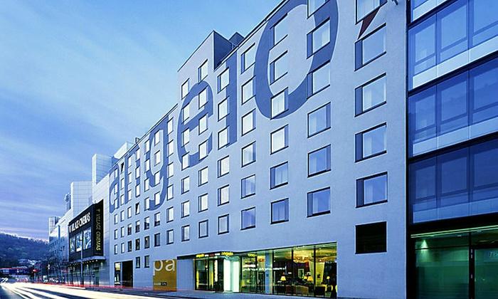 Angelo hotel praha 6 dejvice praha 6 groupon for Hotel design bs as