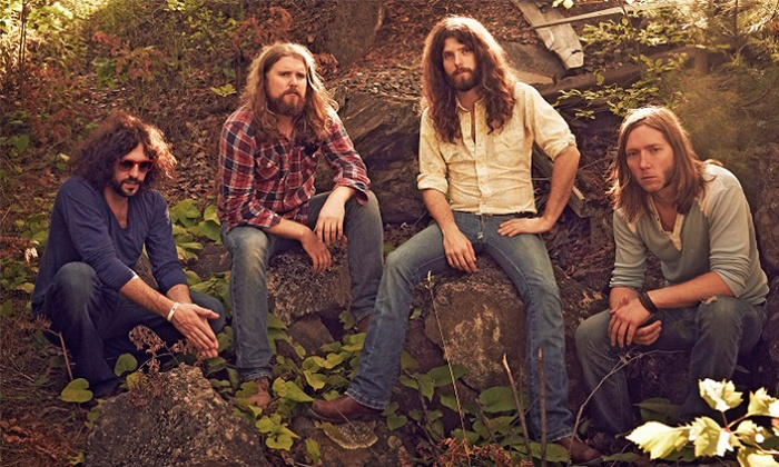 EDGEFEST Concert Series Presents: Sheepdogs & Monster Truck - Molson Canadian Amphitheatre: EDGEFEST Concert Series Presents: The Sheepdogs & Monster Truck at TD Echo Beach on July 1 (Up to 54% Off)