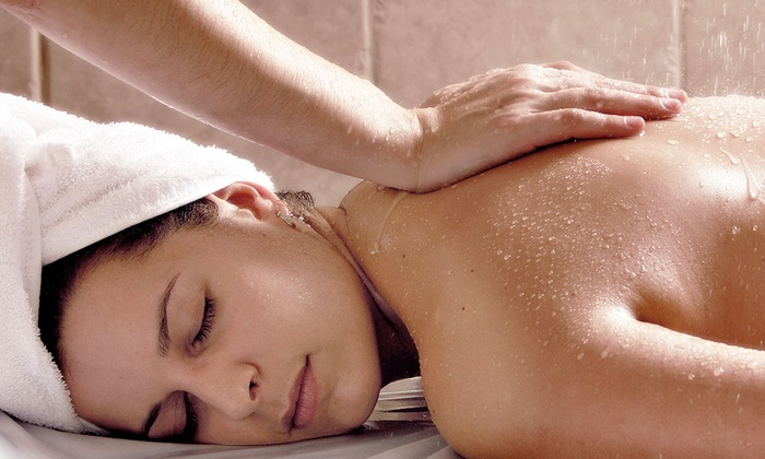 Seven Stones Healing Massage & Spa - Fort Worth: One or Two Swedish Massages with Sauna Visits at Seven Stones Healing Massage & Spa (Up to 56% Off)