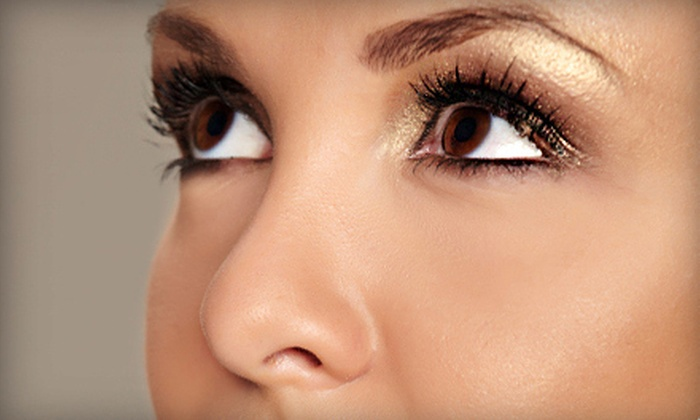 Les Cils - Nashville-Davidson metropolitan government (balance): $29 for a Semipermanent-Mascara Application on the Upper and Lower Lashes at Les Cils ($60 Value)
