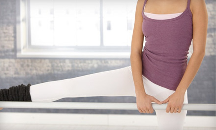 AOK! Fitness - Strongsville: $50 for 10 Barre-Pilates Core Classes at AOK! Fitness ($130 Value)