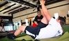 Crossfit Oconee - Watkinsville: $25 for Four Private CrossFit Training Sessions and One Group Class at CrossFit Oconee ($220 Value)