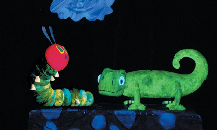 """The Very Hungry Caterpillar"" - Downtown: ""The Very Hungry Caterpillar"" at Music Hall Center for the Performing Arts on January 12 (Up to 49% Off)"