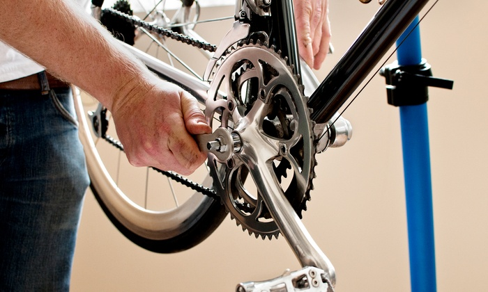 Jinji Cycles - Highland: Basic Tune-Up for One or Two Bikes at Jinji Cycles (Up to 51% Off)