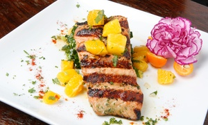 S.O.B.'s ( Sounds of Brazil ): Brazilian Dinner and Dancing for Two or Four at S.O.B.'s (Sounds of Brazil) (Up to 65% Off)