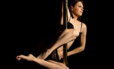 5 Drop-In Pole-Dancing Classes (a $95 value) - Physique Pole Studio in Wilmington