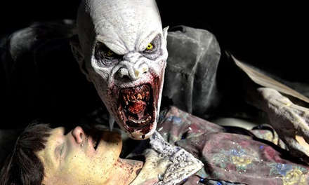 Halloween Package for One, Two, Four, and Six to the Haunted Hallways of Niagara (Up to 65% Off)